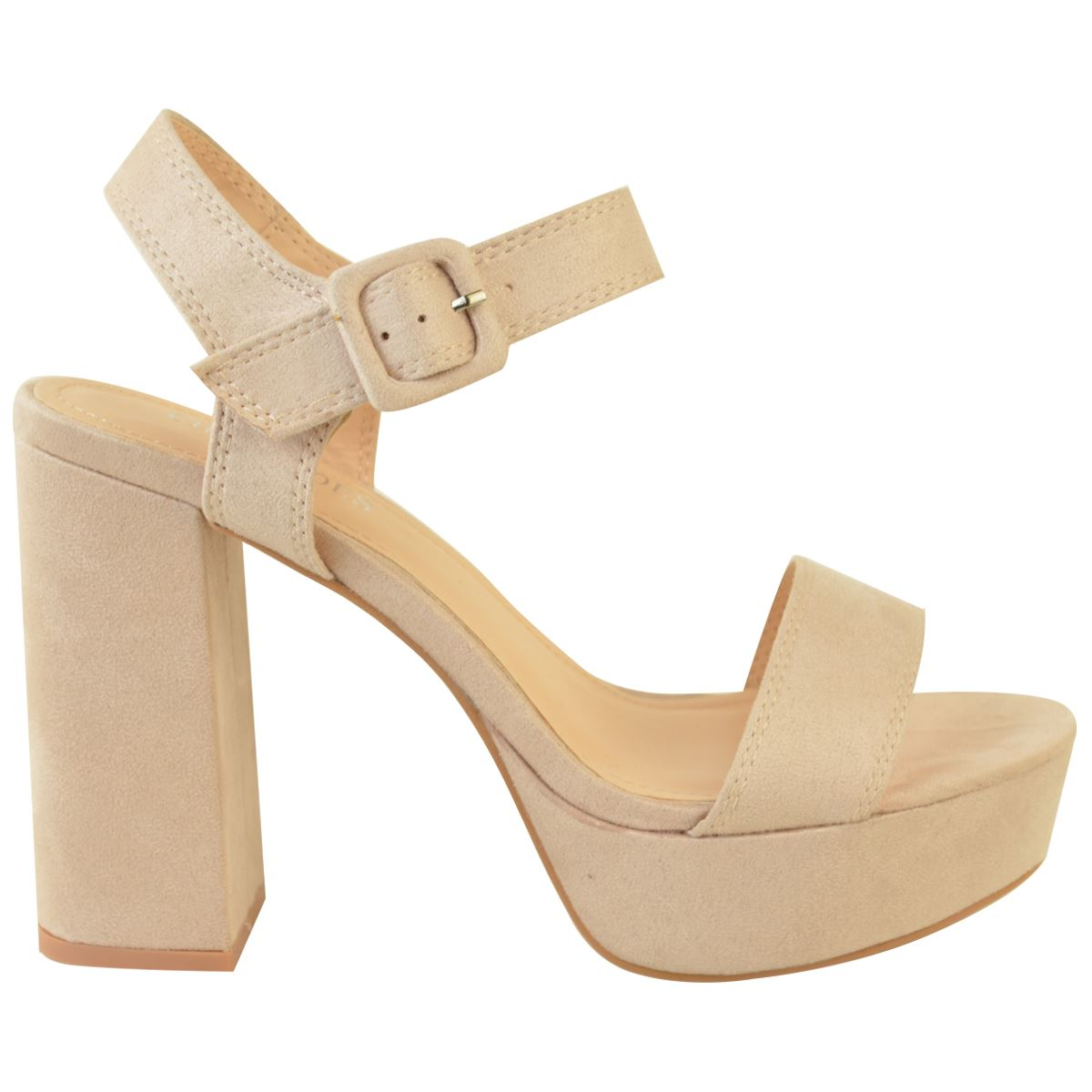 New-Womens-Summer-Platform-High-Heel-Sandals-Ladies-Open-Toe-Strappy-Party-Shoes thumbnail 34