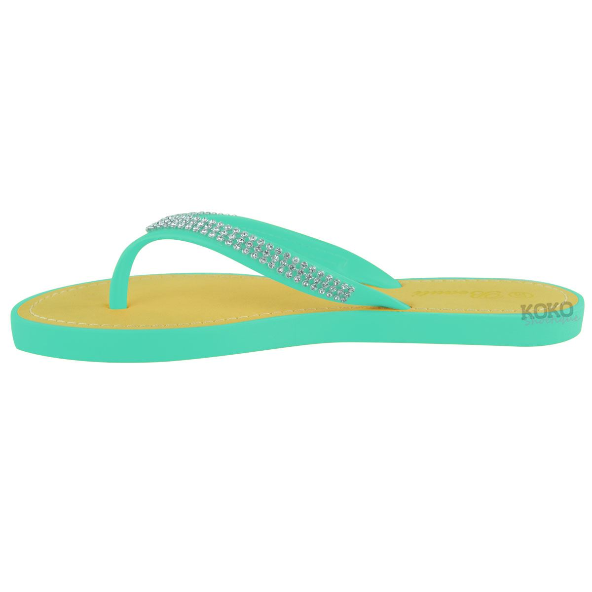 NEW-JELLY-SANDALS-WOMENS-LADIES-DIAMANTE-SUMMER-HOLIDAY-COMFORTS-FLIP-FLOPS-SIZE thumbnail 46