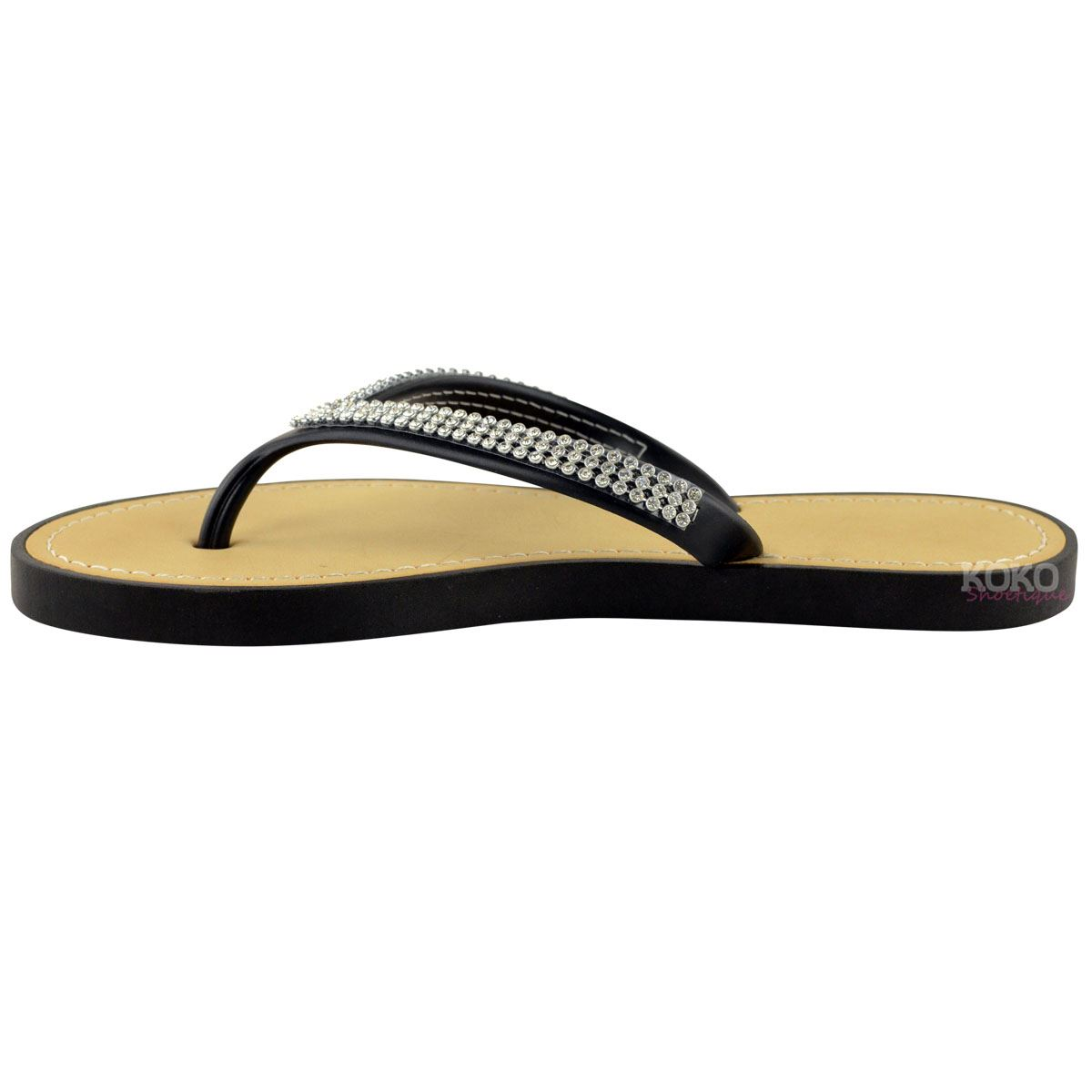 NEW-JELLY-SANDALS-WOMENS-LADIES-DIAMANTE-SUMMER-HOLIDAY-COMFORTS-FLIP-FLOPS-SIZE thumbnail 29