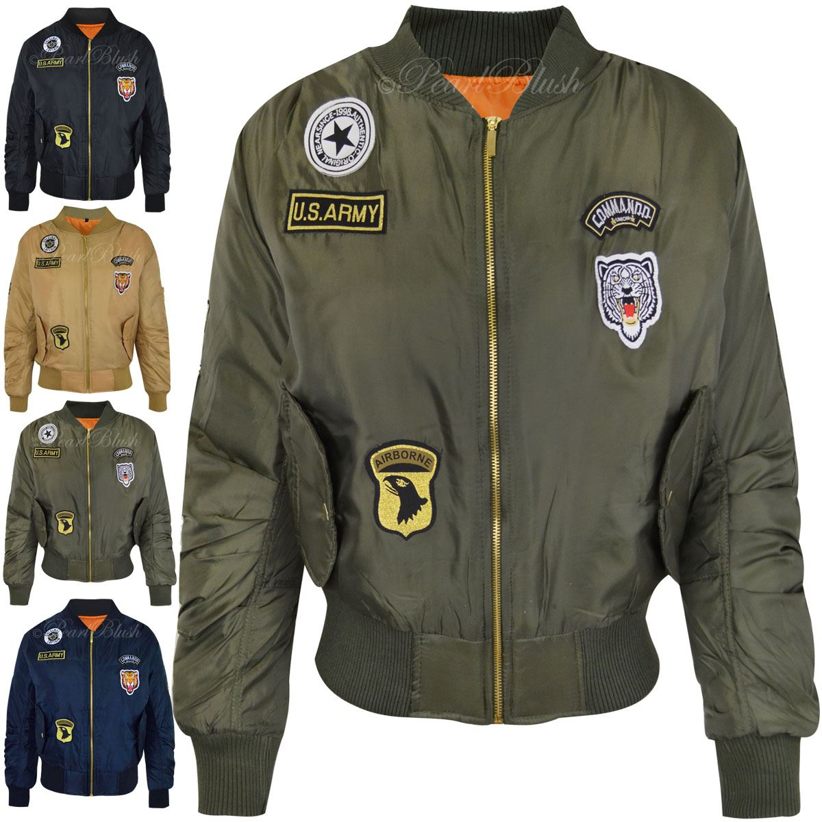 Us army bomber jacket