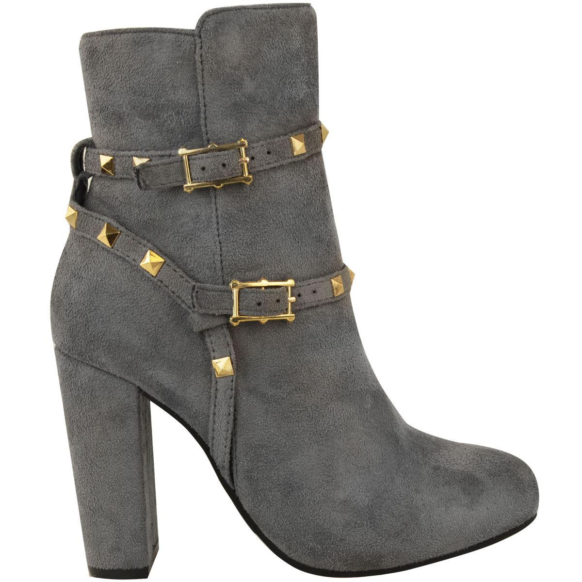thumbnail 26 - WOMENS-LADIES-LOW-BLOCK-HEEL-CHELSEA-ANKLE-BOOTS-CUT-OUT-LACE-UP-SHOES-NEW-SIZE