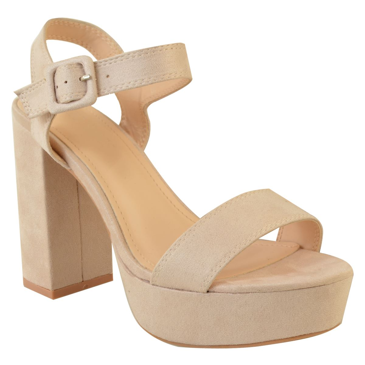 New-Womens-Summer-Platform-High-Heel-Sandals-Ladies-Open-Toe-Strappy-Party-Shoes thumbnail 33