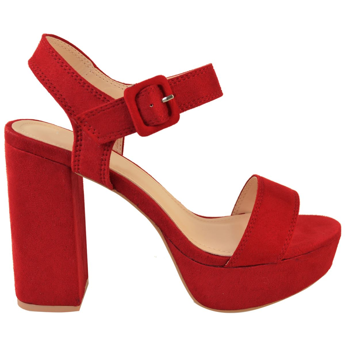 New-Womens-Summer-Platform-High-Heel-Sandals-Ladies-Open-Toe-Strappy-Party-Shoes thumbnail 39