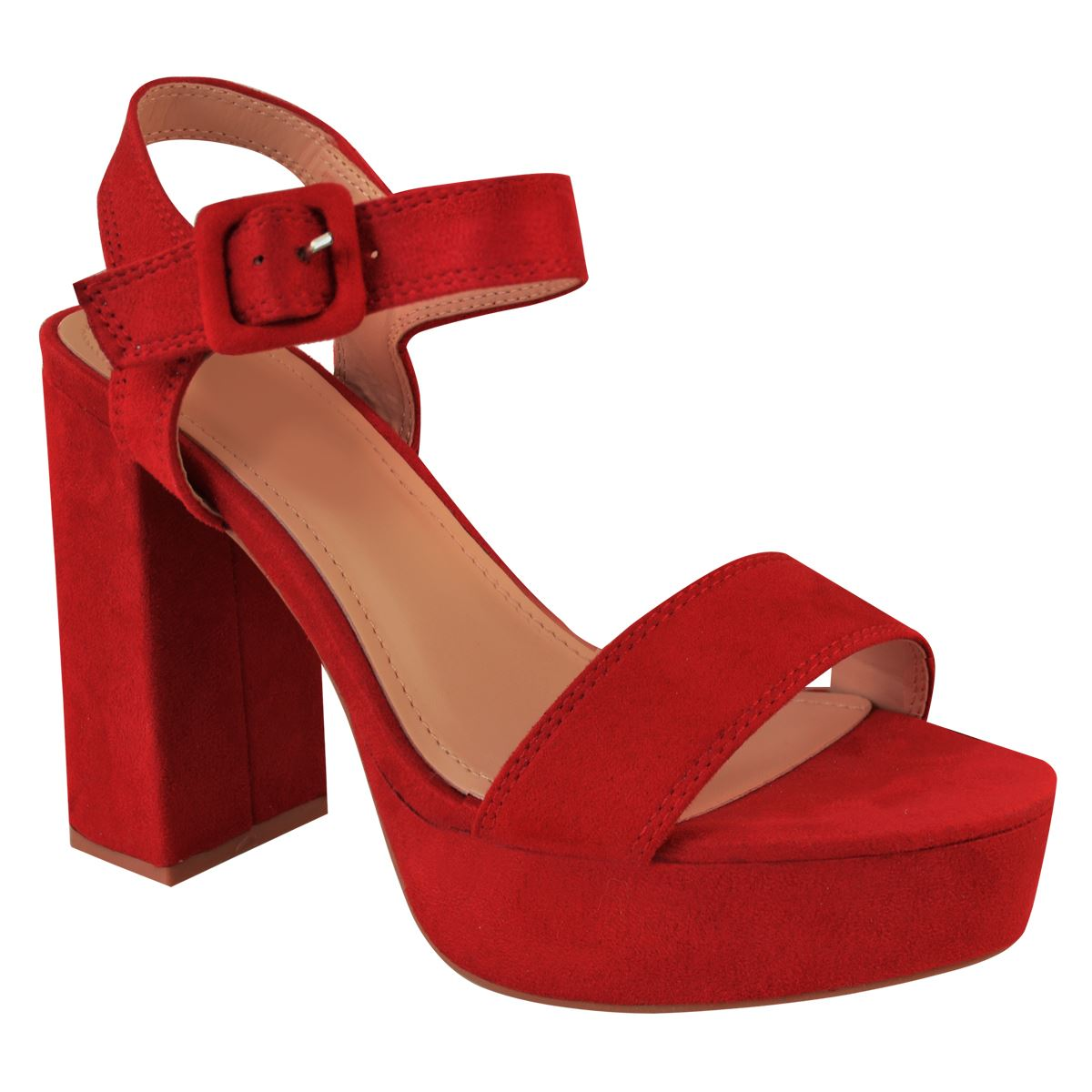 New-Womens-Summer-Platform-High-Heel-Sandals-Ladies-Open-Toe-Strappy-Party-Shoes thumbnail 38