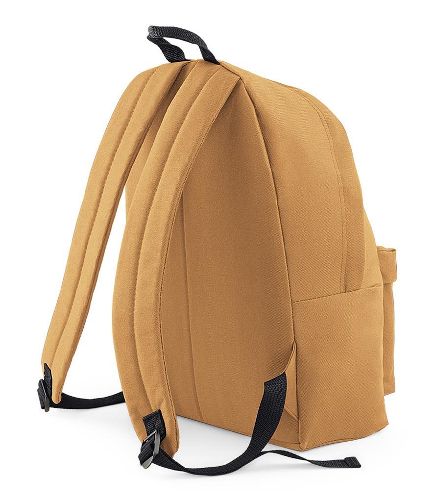 Unisex-Rucksack-Backpack-BagBase-Fashion-Travel-Bag-School-Men-Women thumbnail 15