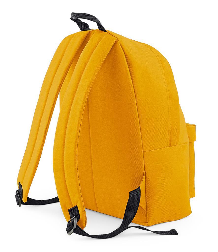Unisex-Rucksack-Backpack-BagBase-Fashion-Travel-Bag-School-Men-Women thumbnail 43