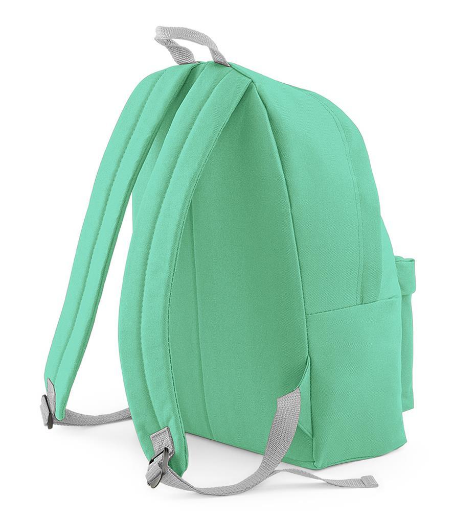 Unisex-Rucksack-Backpack-BagBase-Fashion-Travel-Bag-School-Men-Women thumbnail 41