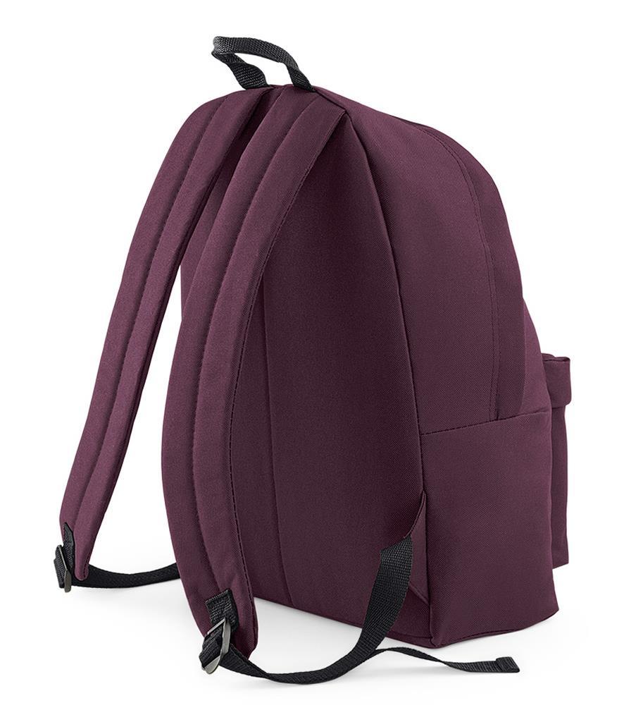 Unisex-Rucksack-Backpack-BagBase-Fashion-Travel-Bag-School-Men-Women thumbnail 49