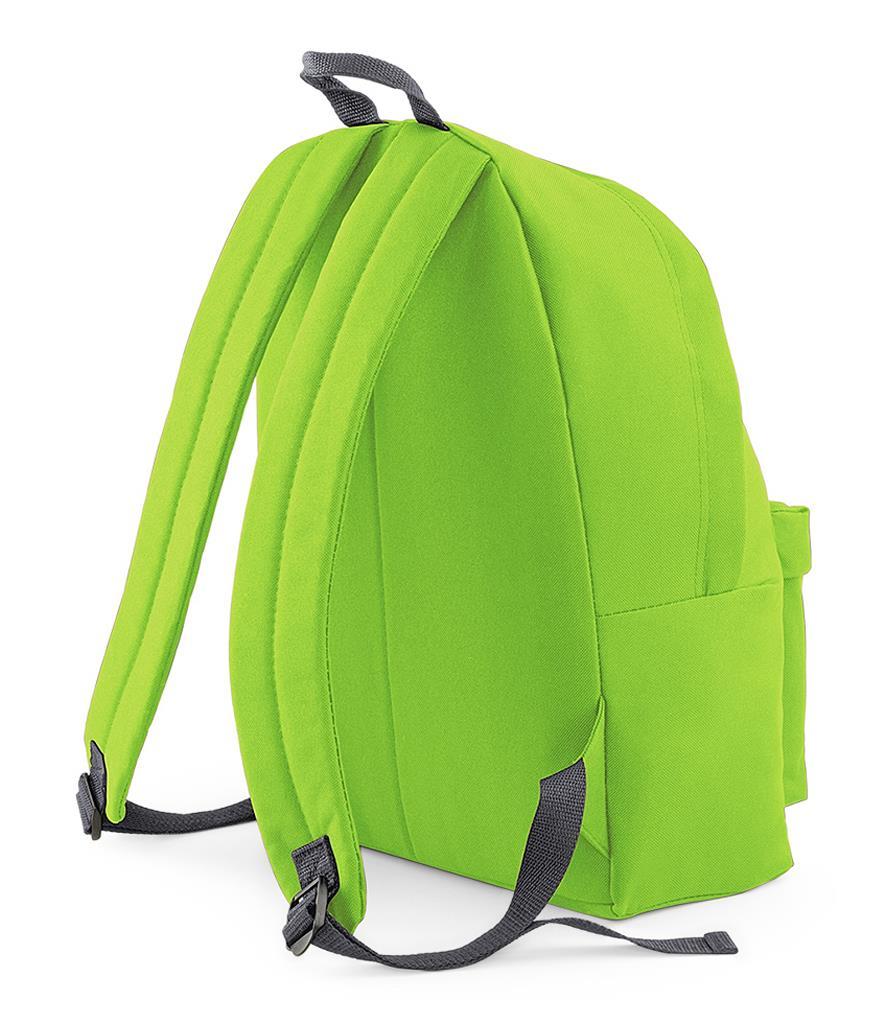 Unisex-Rucksack-Backpack-BagBase-Fashion-Travel-Bag-School-Men-Women thumbnail 37
