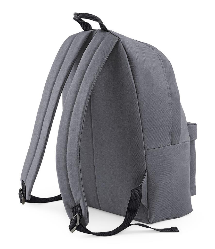 Unisex-Rucksack-Backpack-BagBase-Fashion-Travel-Bag-School-Men-Women thumbnail 31