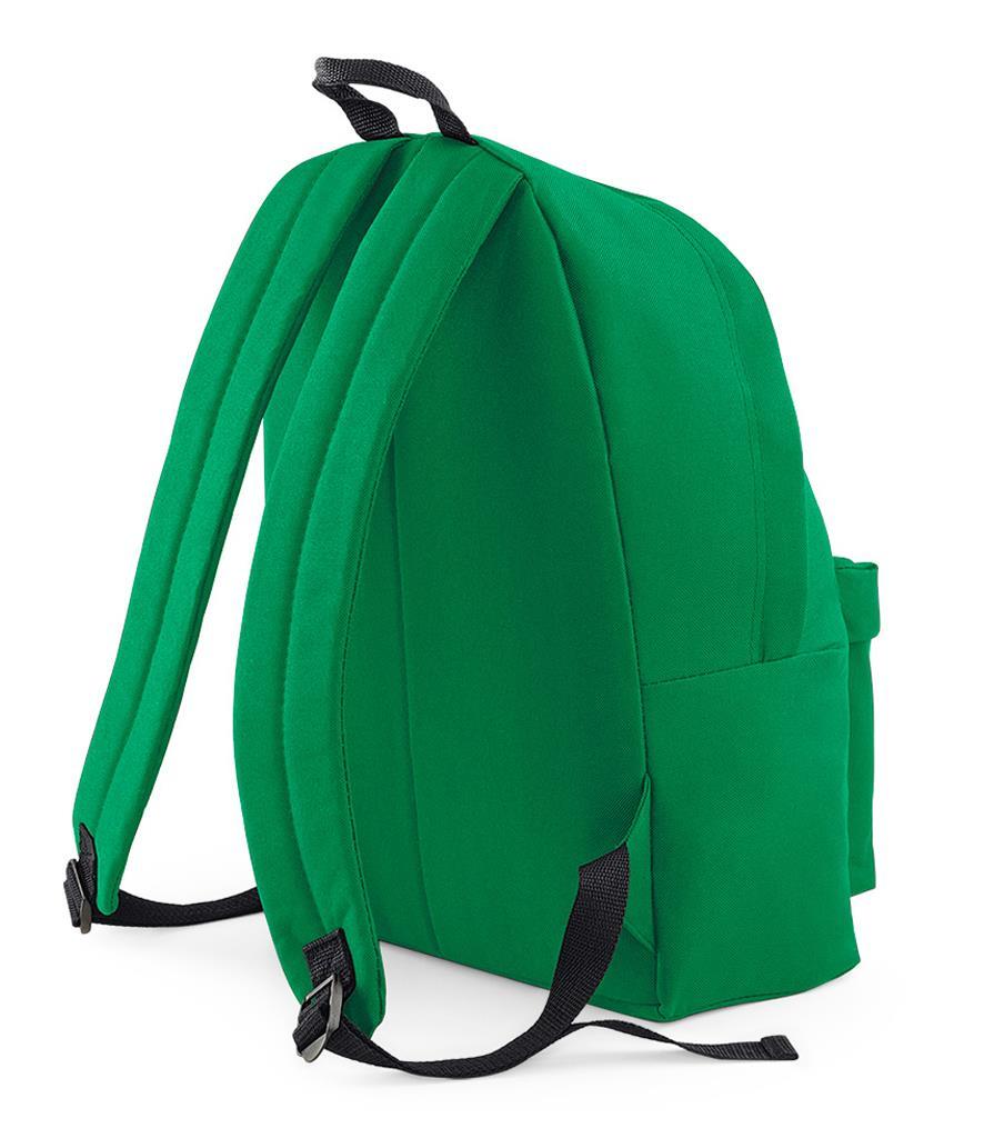 Unisex-Rucksack-Backpack-BagBase-Fashion-Travel-Bag-School-Men-Women thumbnail 33
