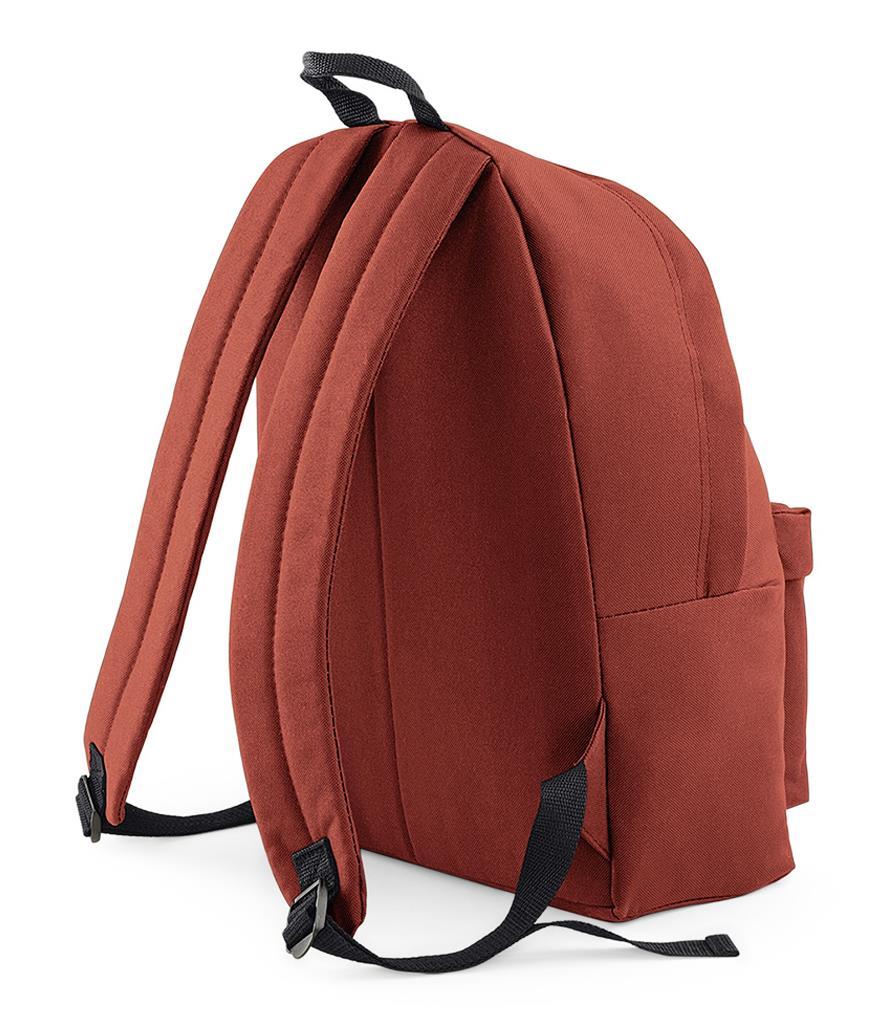 Unisex-Rucksack-Backpack-BagBase-Fashion-Travel-Bag-School-Men-Women thumbnail 53