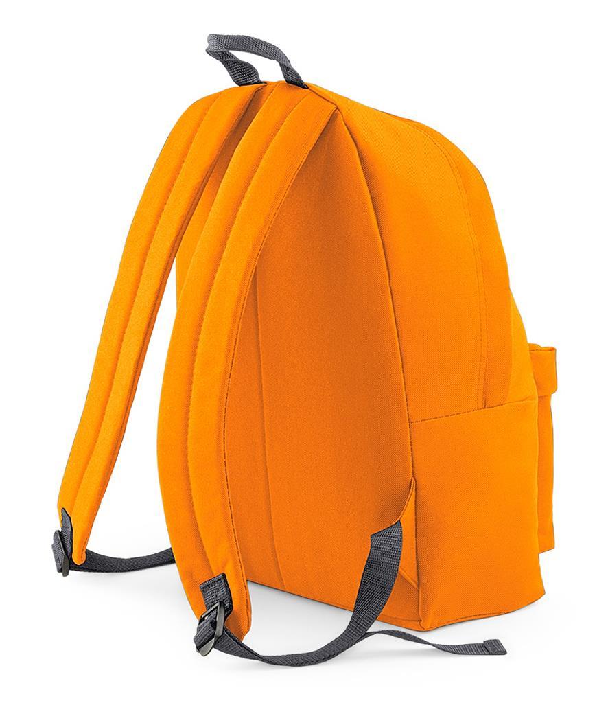 Unisex-Rucksack-Backpack-BagBase-Fashion-Travel-Bag-School-Men-Women thumbnail 47