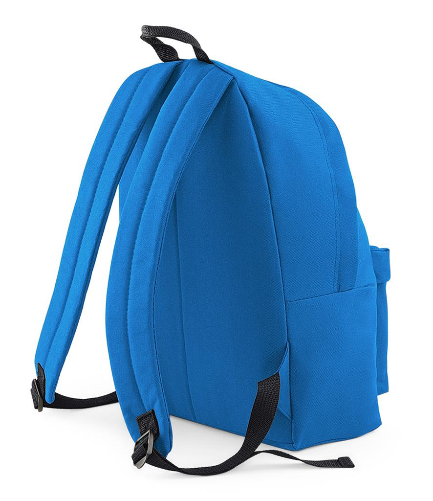 Unisex-Rucksack-Backpack-BagBase-Fashion-Travel-Bag-School-Men-Women thumbnail 57