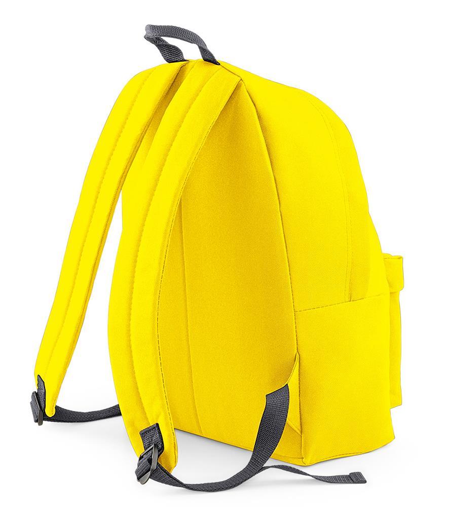 Unisex-Rucksack-Backpack-BagBase-Fashion-Travel-Bag-School-Men-Women thumbnail 67