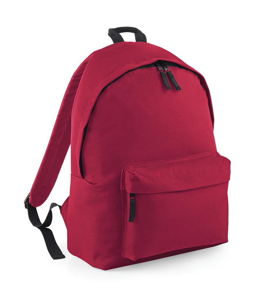 Unisex-Rucksack-Backpack-BagBase-Fashion-Travel-Bag-School-Men-Women thumbnail 17