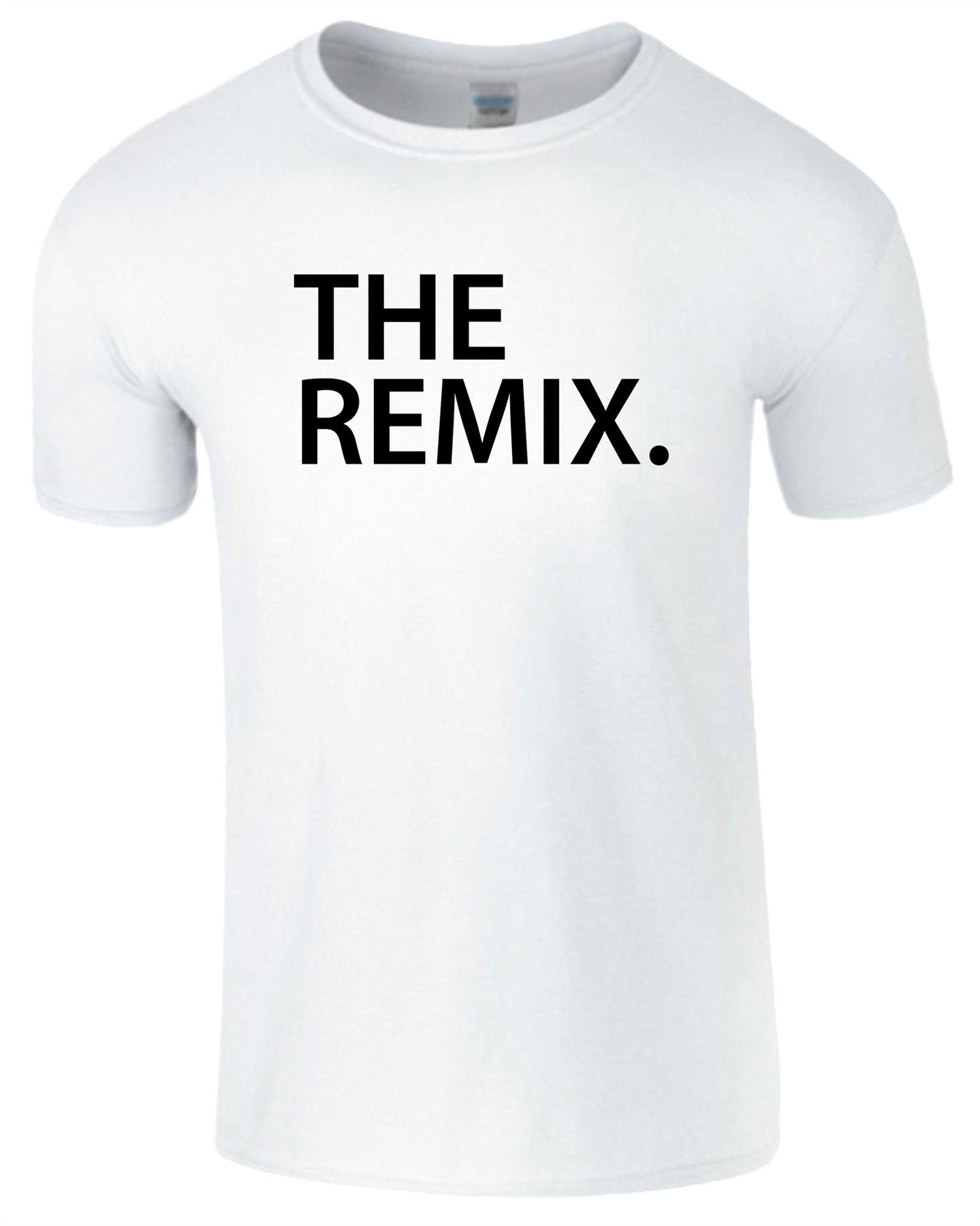 The Original Or Remix T Shirt Dad