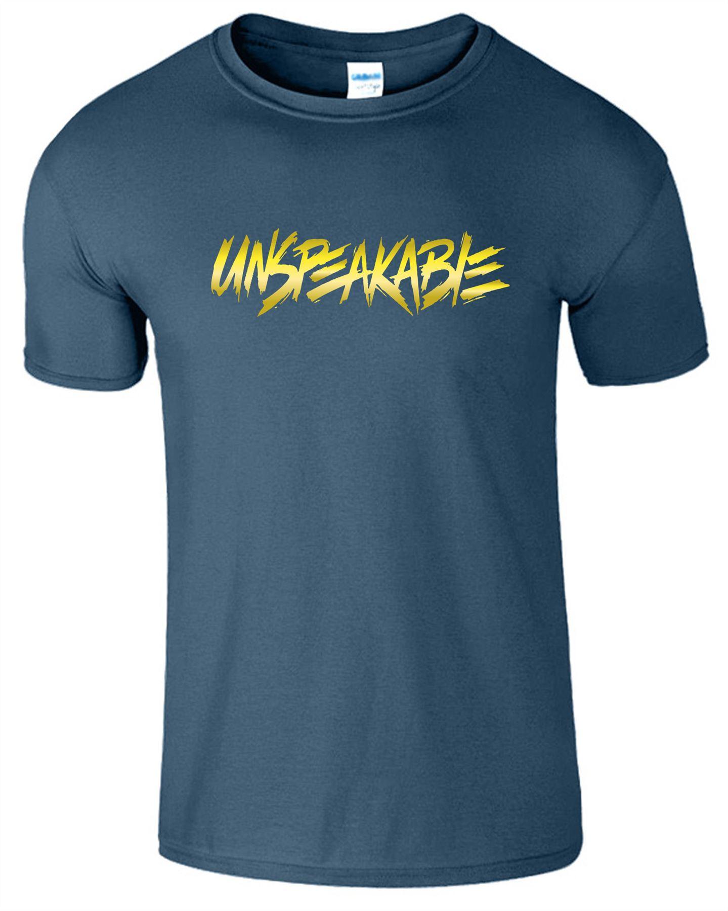 Cheap Sale Unspeakable Kids White T Shirt Childrens Gaming Unspeakablegaming Pancake Bot T-shirts, Tops & Shirts
