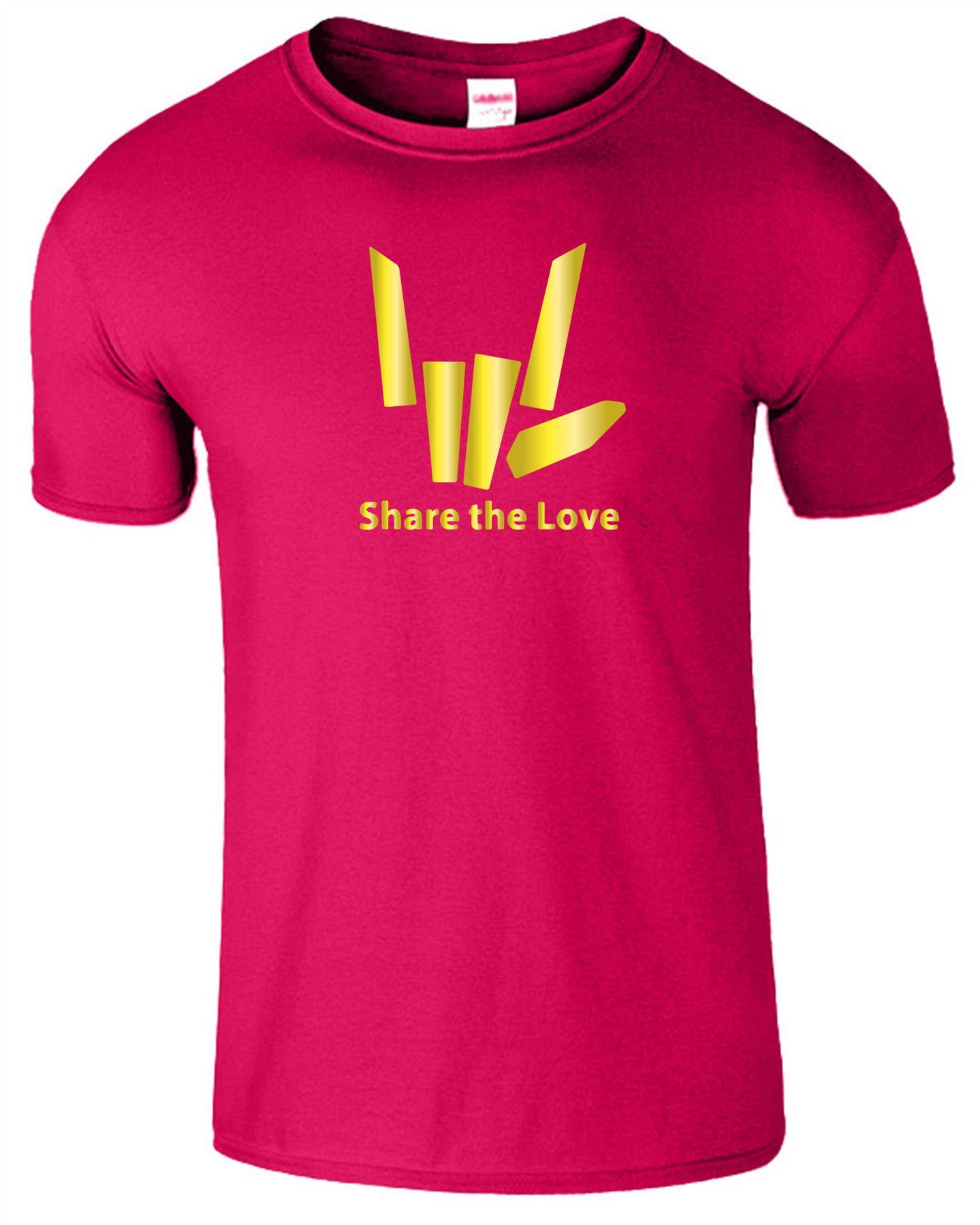 SHARE THE LOVE Mens Sweat Youtuber Youtube Stephen Sharer Christmas Sweatshirt