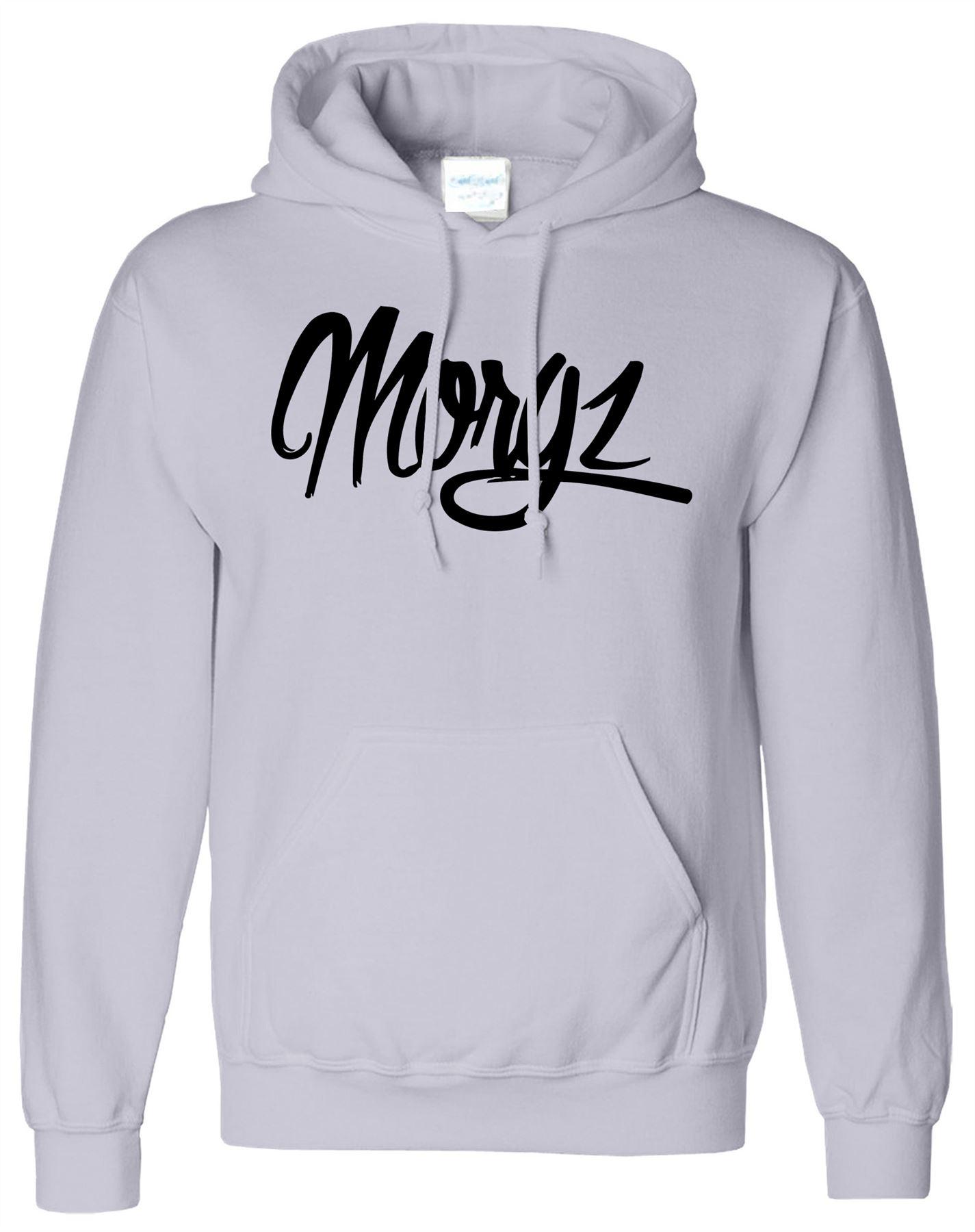 Morgz Half Zip Fleece Inspired Gaming Youtuber Jumper Sweater Gift Top Hoodie
