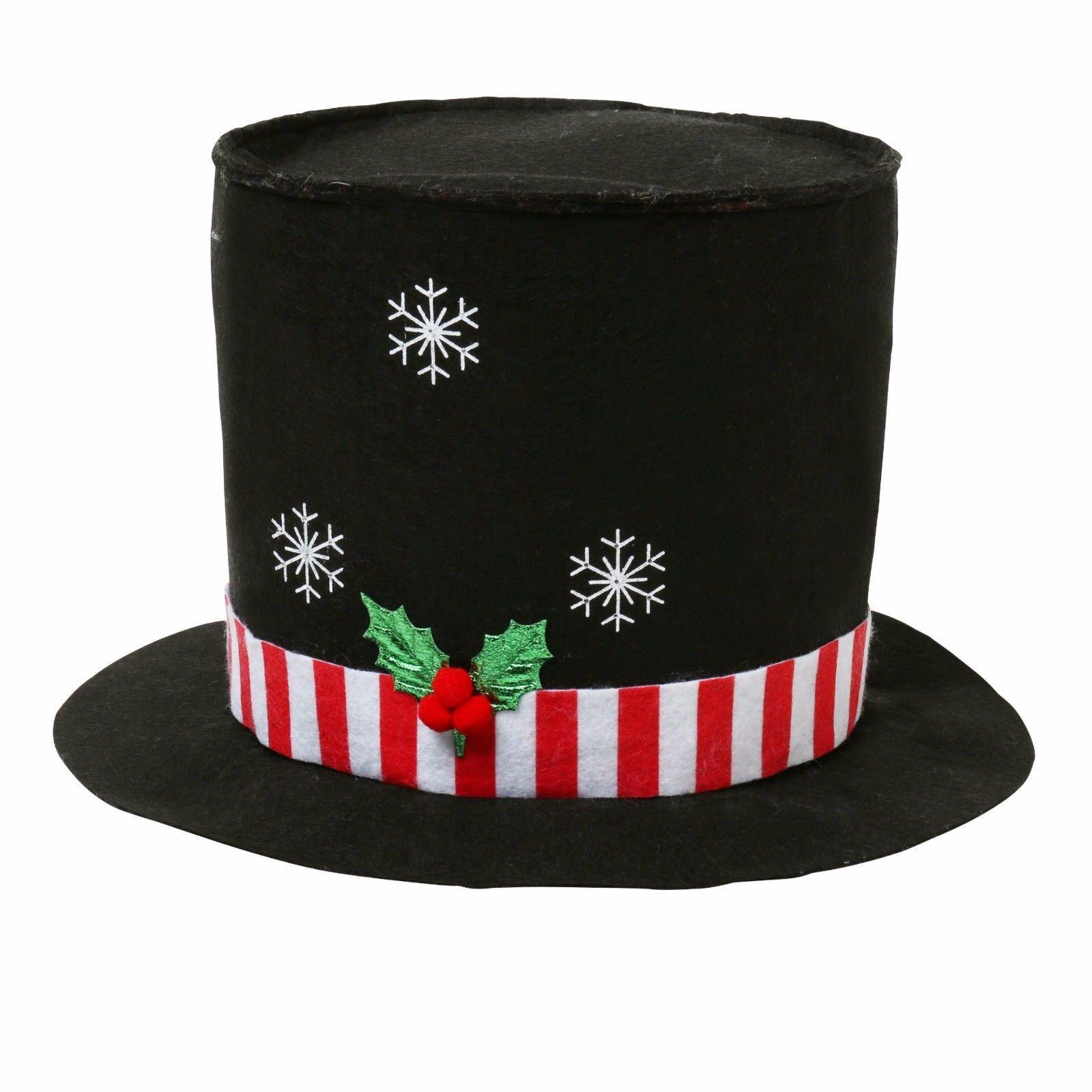 Christmas hats new mens womens unisex xmas novelty festive