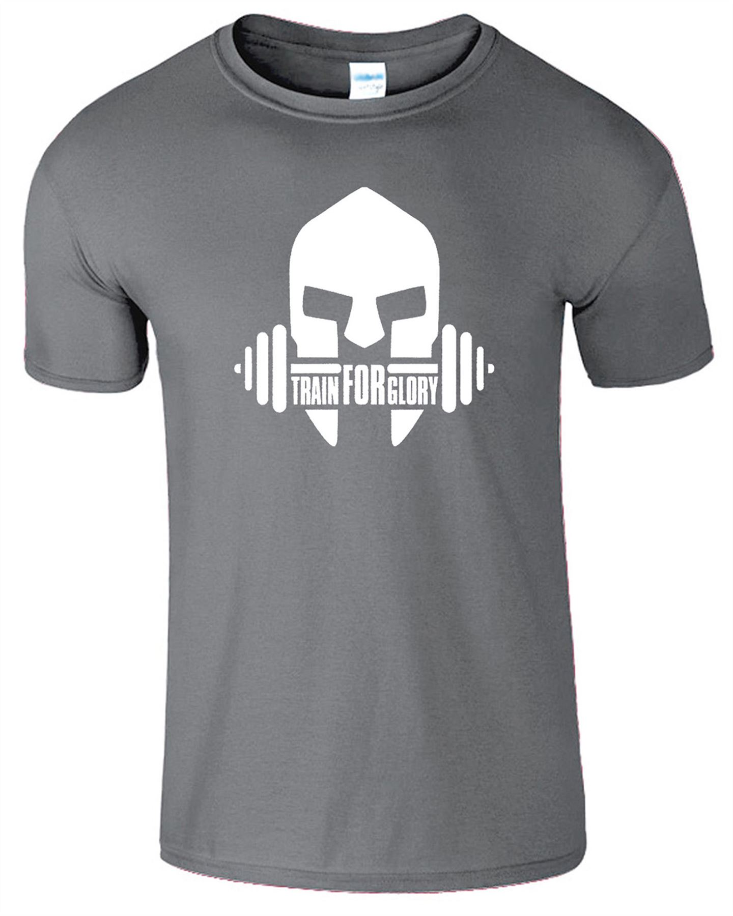 train for glory t shirt mens bodybuilding crossfit gym