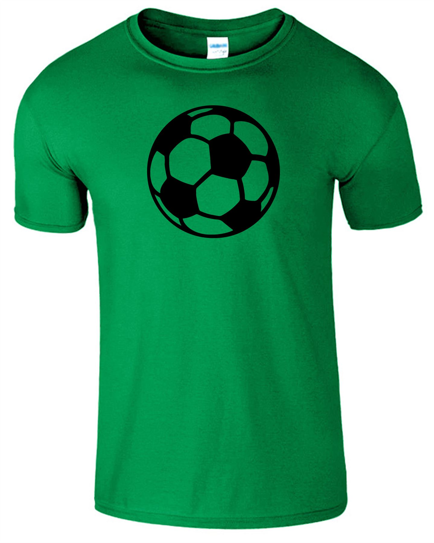 Personnalise-Homme-Football-T-Shirt-Personnalise-Nom-Numero-Filles-Garcons-Soccer-Team-Tee