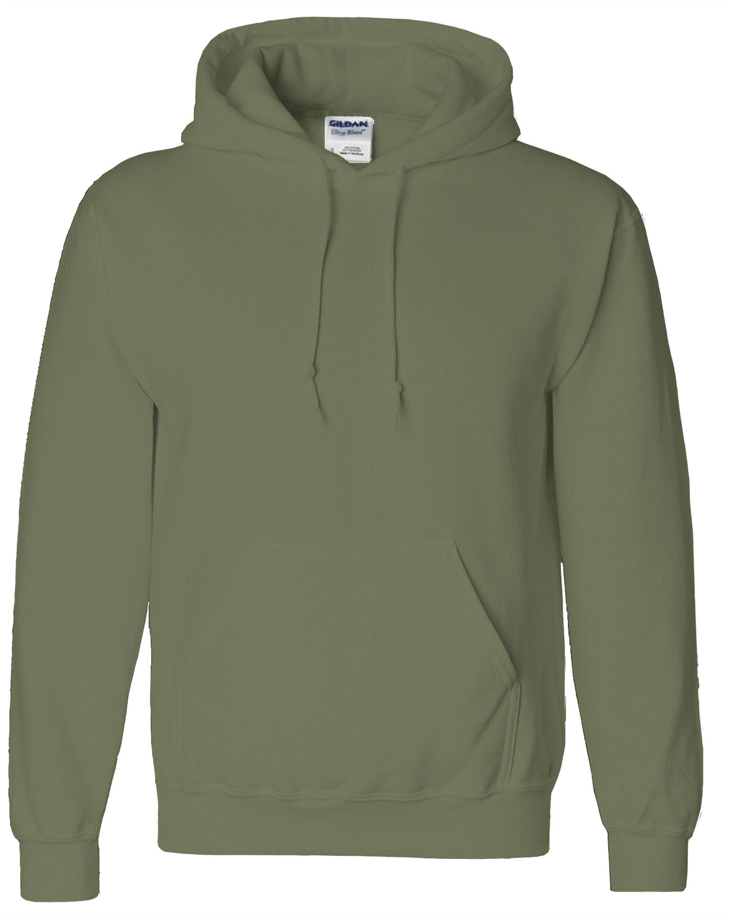 New-Gildan-Plain-Cotton-Heavy-Blend-Hoodie-Blank-