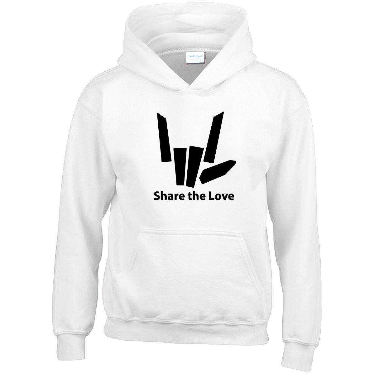 Share The Love Car Kids Hoody Inspired Stephen Sharer Youtuber Xmas Boys Hood