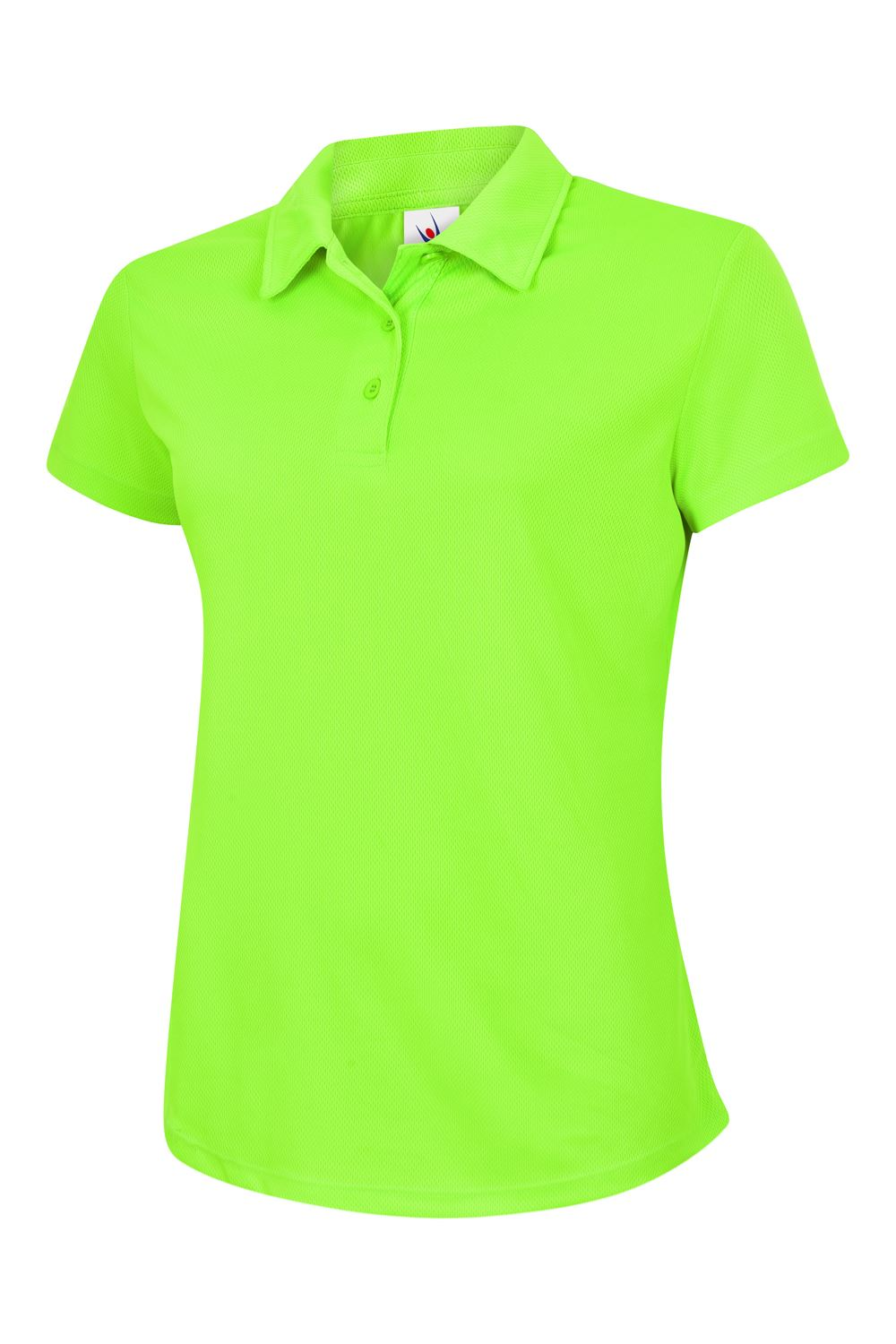 Uneek-Ultra-Cool-deportes-Transpirable-Camisa-Polo-senoras-ropa-de-trabajo-causa-Top-Camiseta
