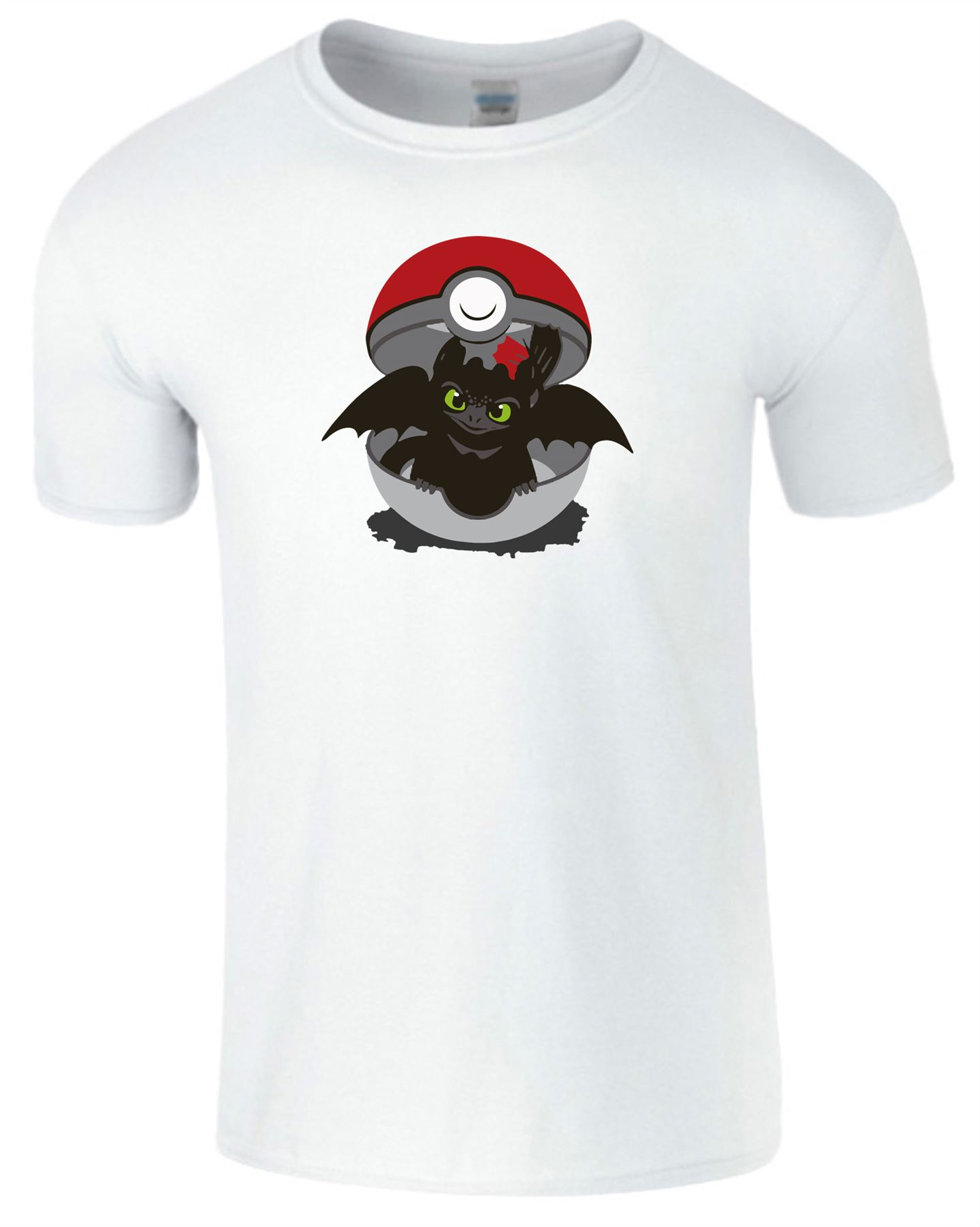 How-to-Train-Your-Dragon-Kids-T-shirt-inspire-edente-Pokemon-Haut-Fille-T-Shirt