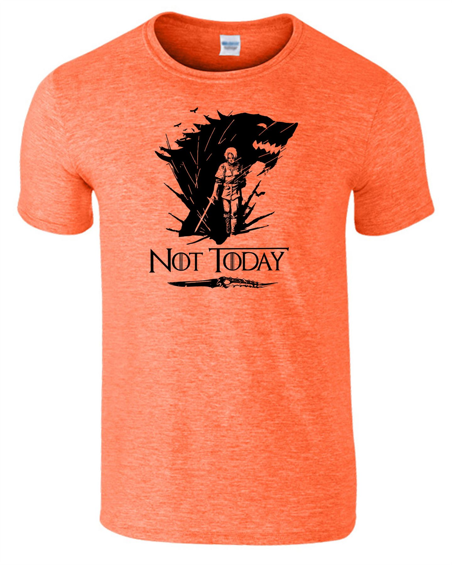 Arya-Stark-Not-Today-T-Shirt-Mens-Game-Season-Womens-Shirt-Adults-Unisex-Fit Indexbild 17