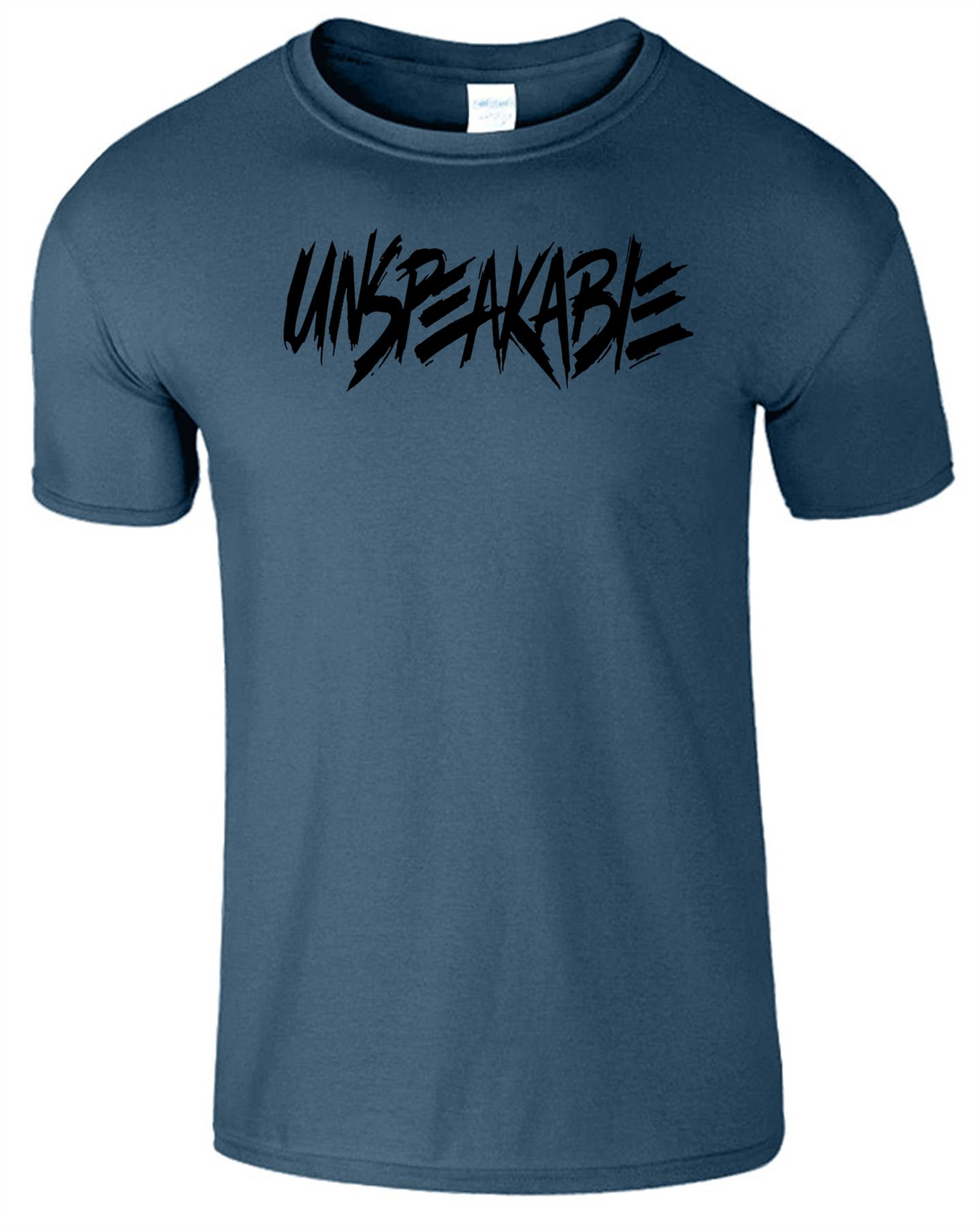 Details About Unspeakable Mens Kids T Shirt Youtube Gaming Youtuber Vlog Boys Girls T Shirt