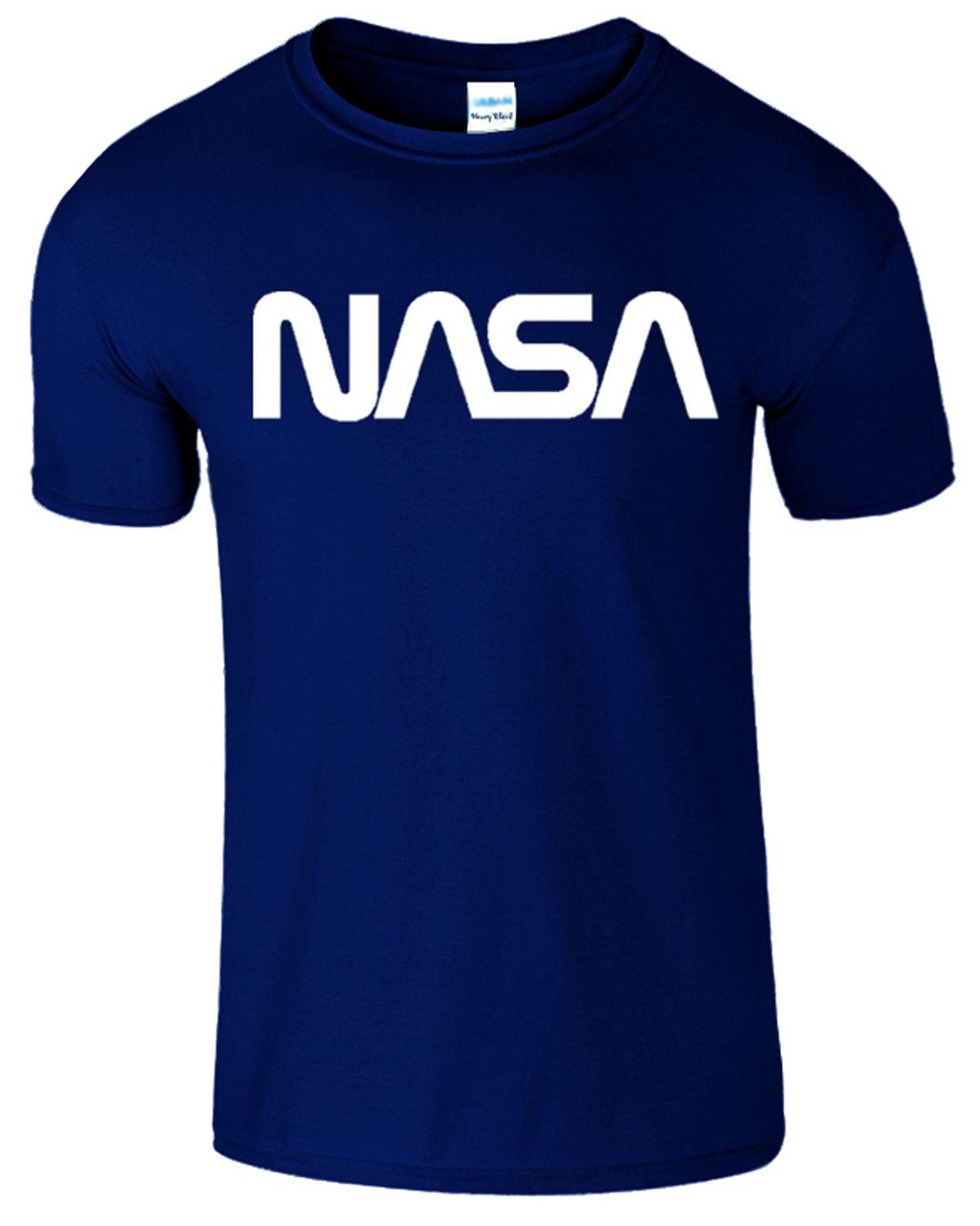Nasa T Shirt New Awesome Design Mens Space Retro Astronaut ...