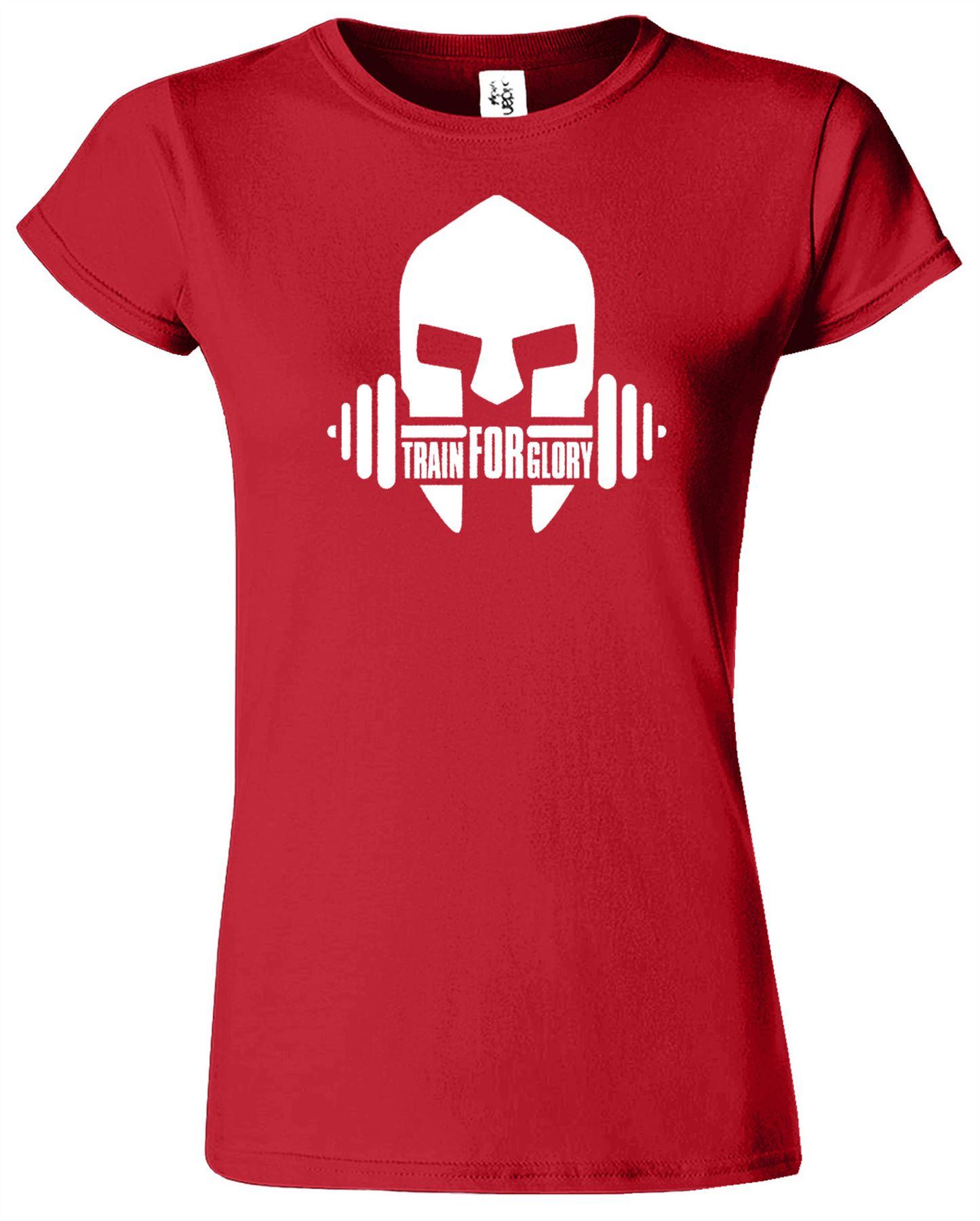 Gym Crossfit T Shirt Women Body Building Workout Gym
