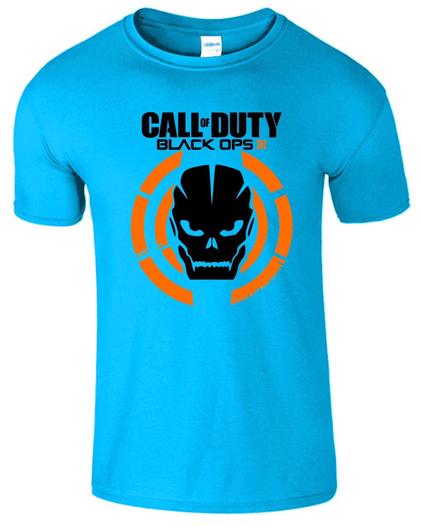 Duty-Black-Ops-Xbox-PS3-PS4-Game-Logo-With-Skull-Mens-Tshirt-Tee-Top-Gift miniatuur 14