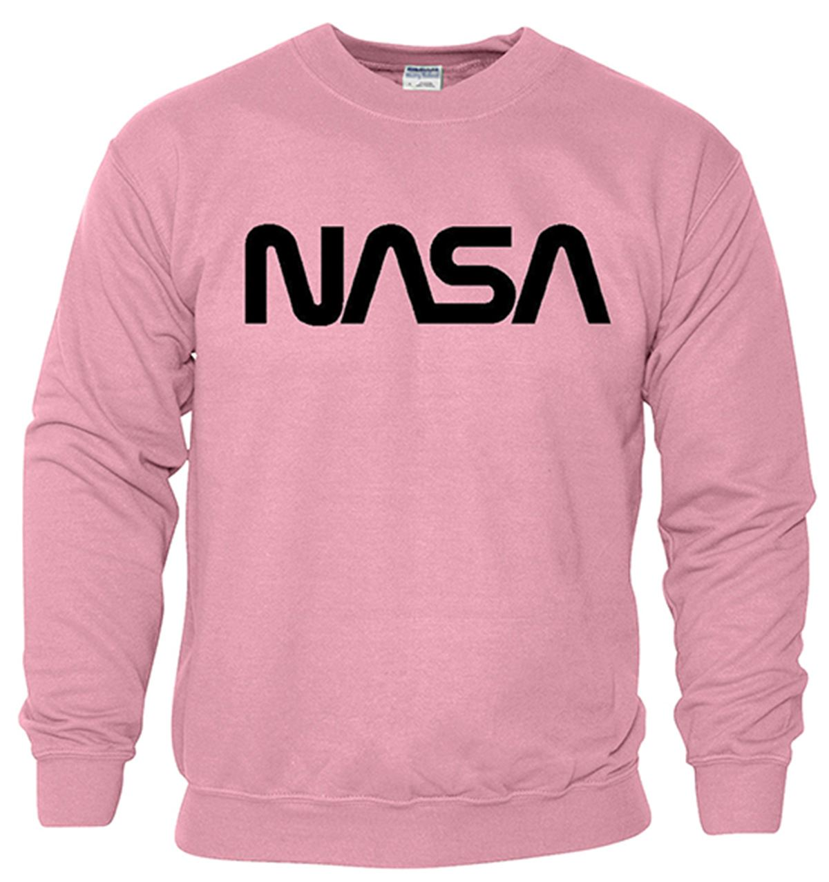 NASA Mens Sweat Shirt Hipster Retro Space Top Geek Nerd Slogan Tumblr Sweat | eBay