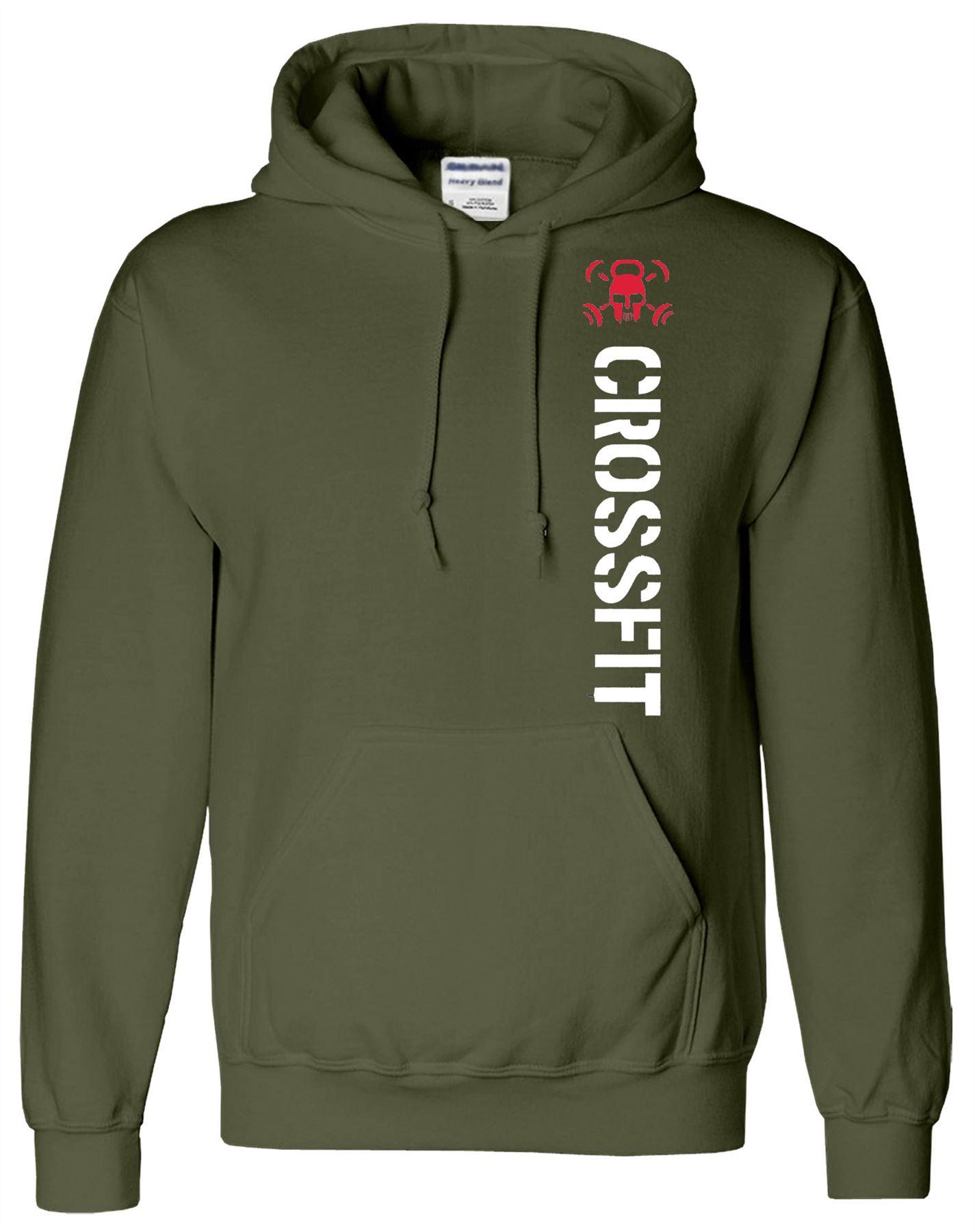 Crossfit hoodies