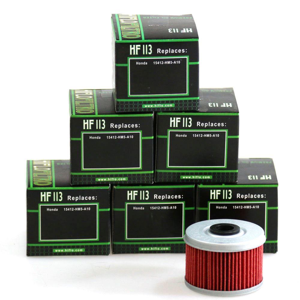 1x HIFLO Premium Filtre à huile hf113