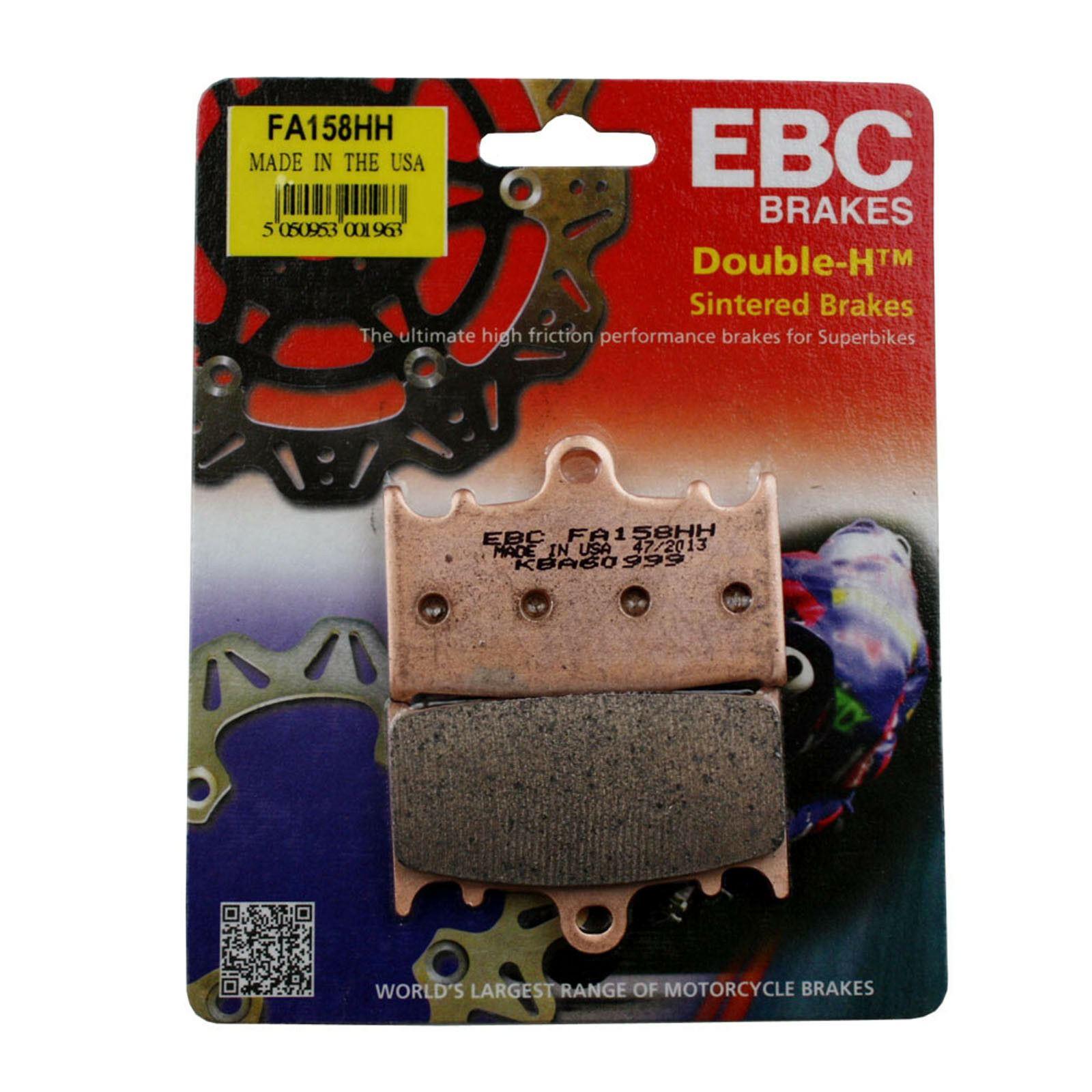 EBC HH Front Brake Pads For Suzuki 2002 GSF1200 Bandit K2