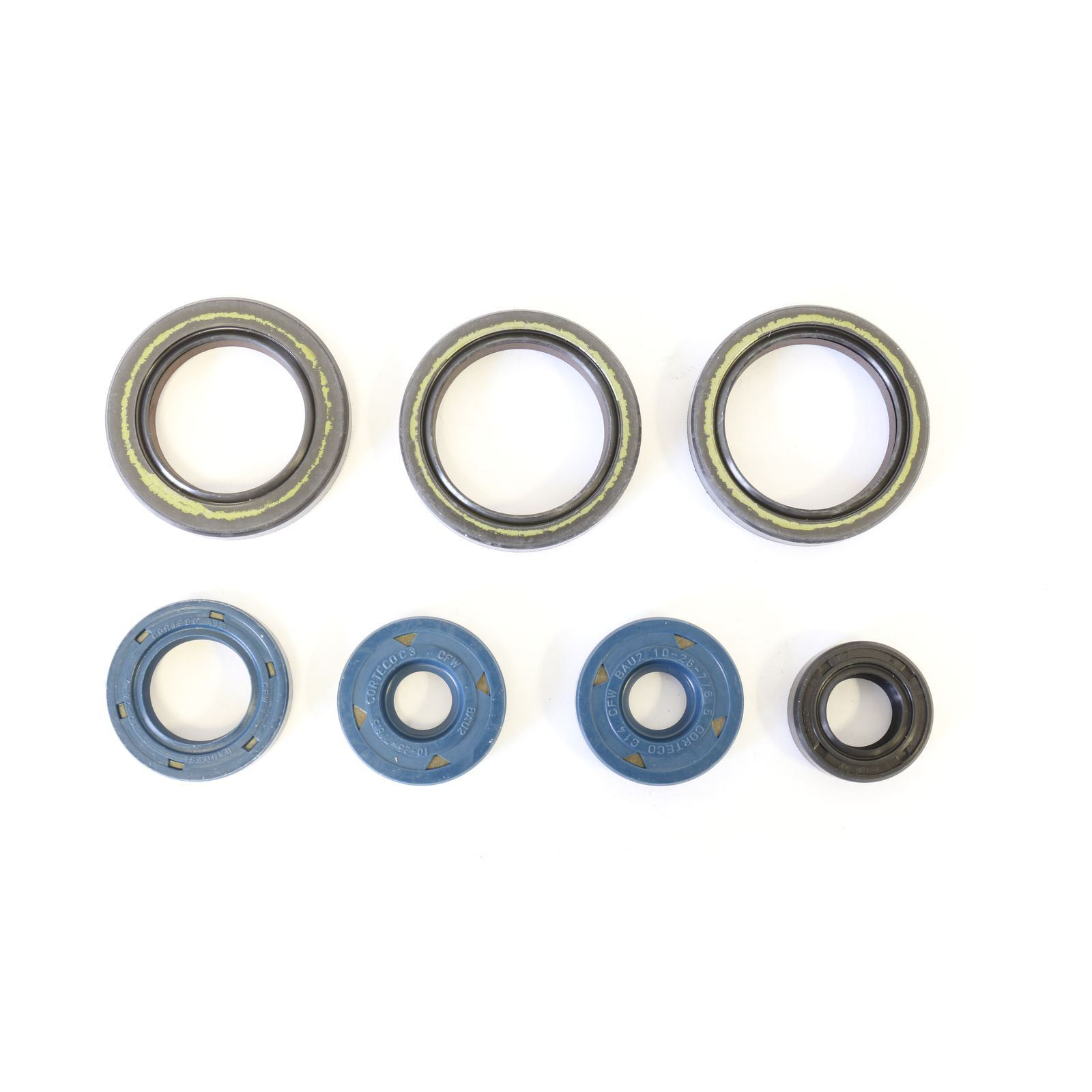 Engine oil seal kit Athena Aprilia RS 125 97-12 Tuono RX SX MX Rotax 122 Classic