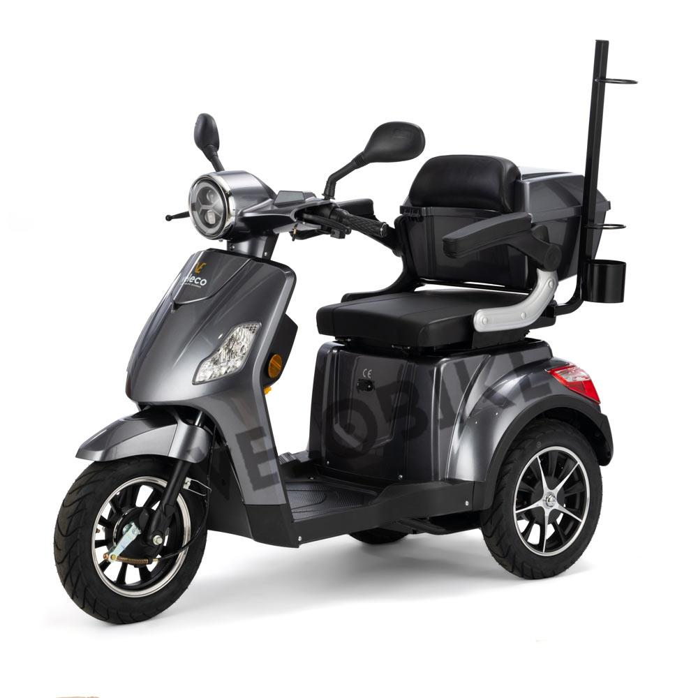 thumbnail 7 - ELECTRIC MOBILITY SCOOTER 3 Wheeled VELECO DRACO 4 colours