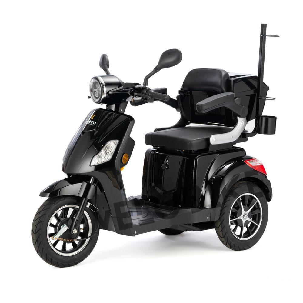 thumbnail 3 - ELECTRIC MOBILITY SCOOTER 3 Wheeled VELECO DRACO 4 colours