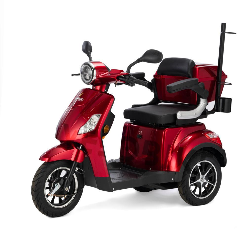 thumbnail 9 - ELECTRIC MOBILITY SCOOTER 3 Wheeled VELECO DRACO 4 colours
