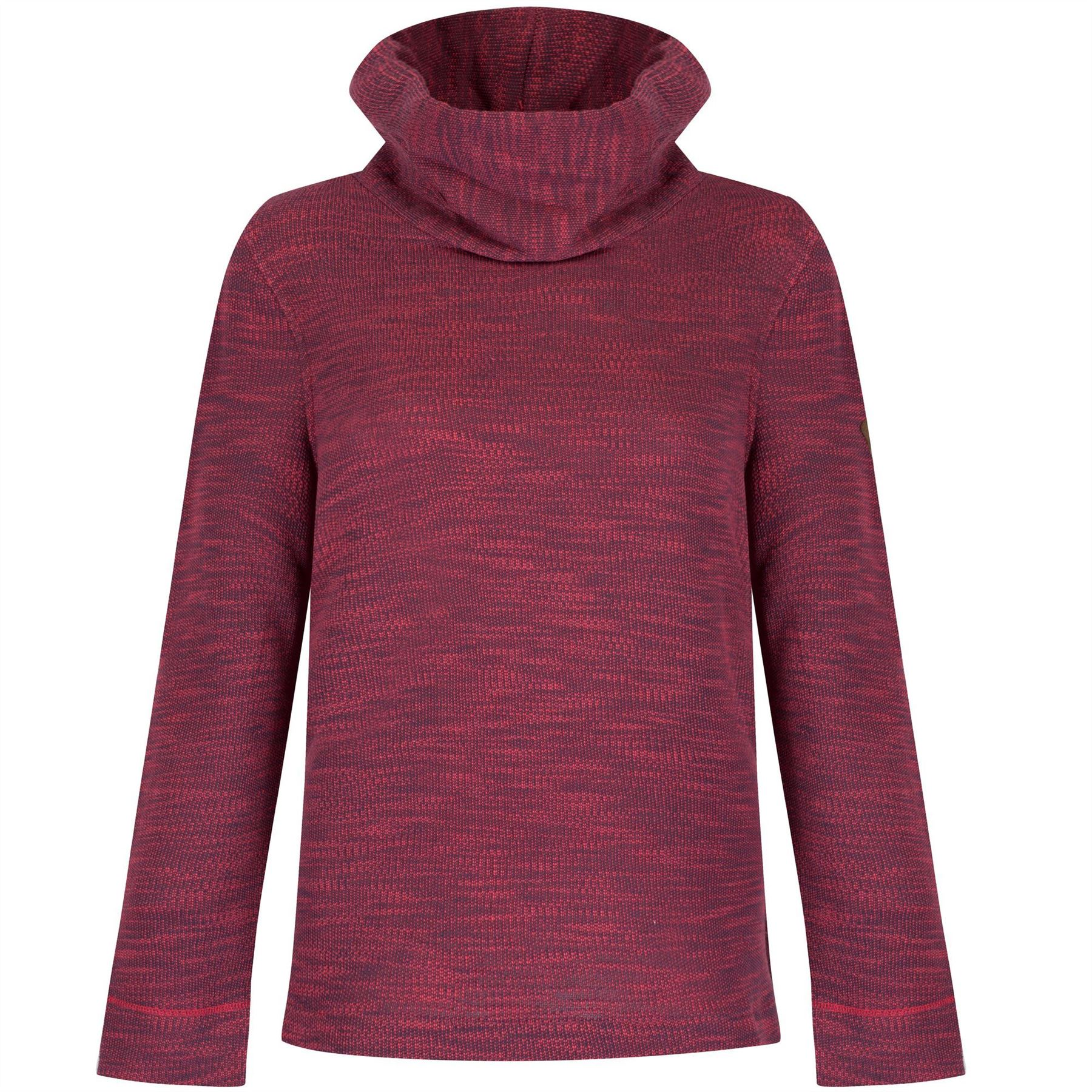 Regatta-Ceanna-Cowl-Neck-Soft-Fleece-Pull-Over-Jumper-Sweater-Top-RWA276 thumbnail 12