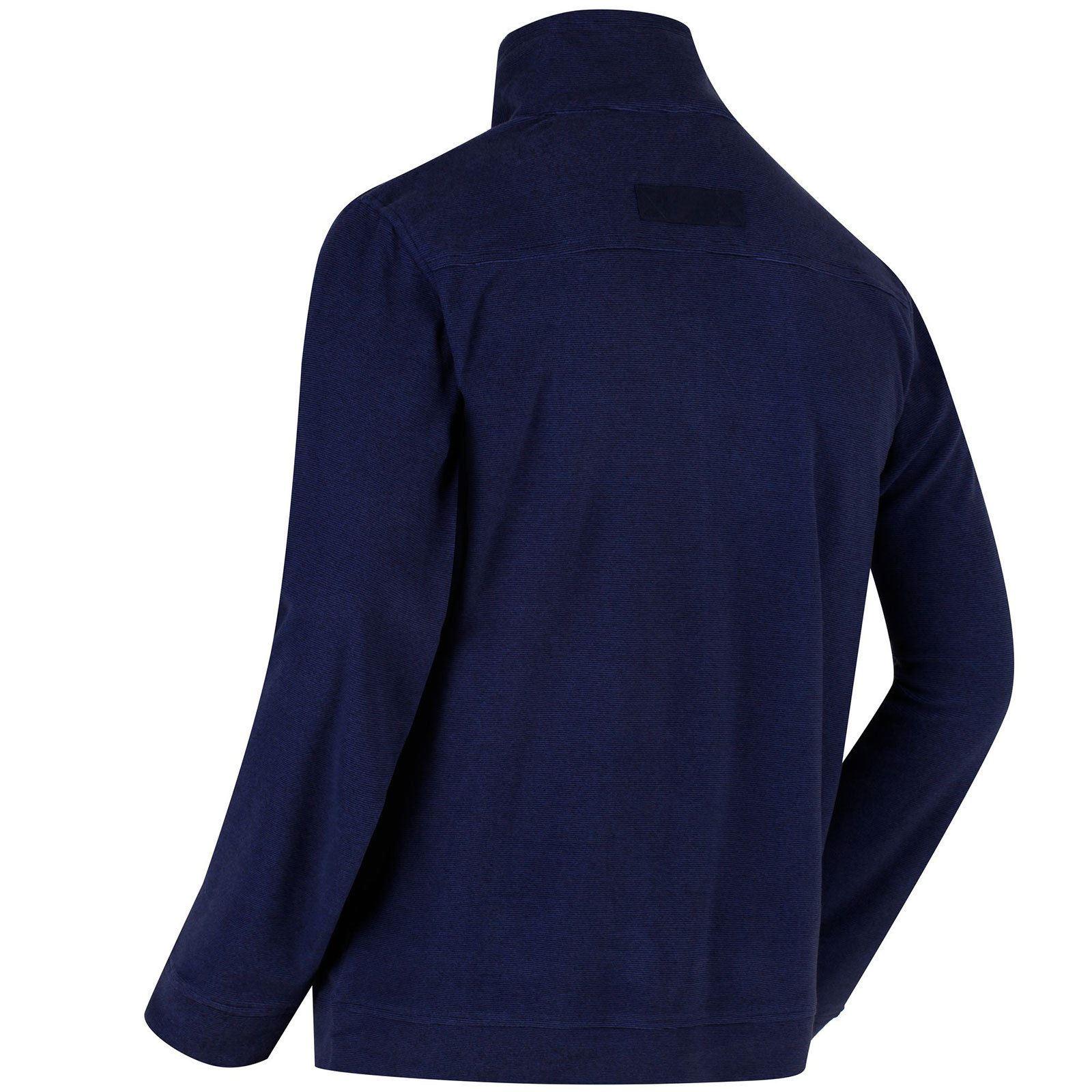 Regatta-Mens-Ultar-III-Full-Zip-Casual-Comfortable-Fleece-Jacket thumbnail 5