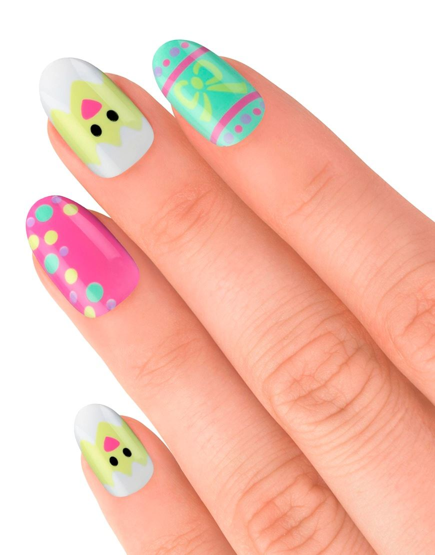 Elegant-Touch-False-Nails-Spring-Chicken-Limited-Edition-24-Nails thumbnail 4