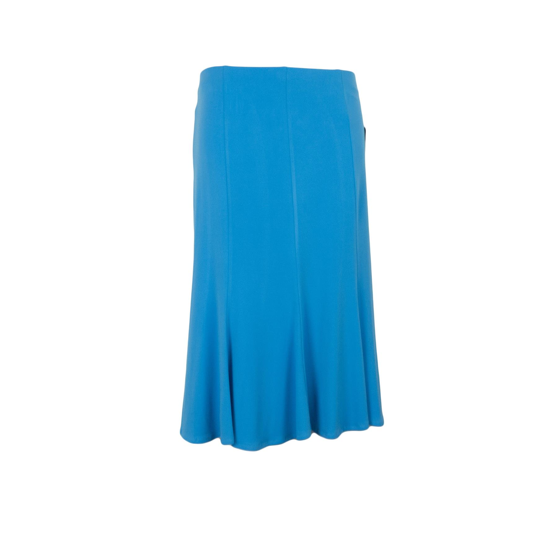 Saloos Classic Women/'s Layered Aqua Summer Dress Sizes UK 12-22