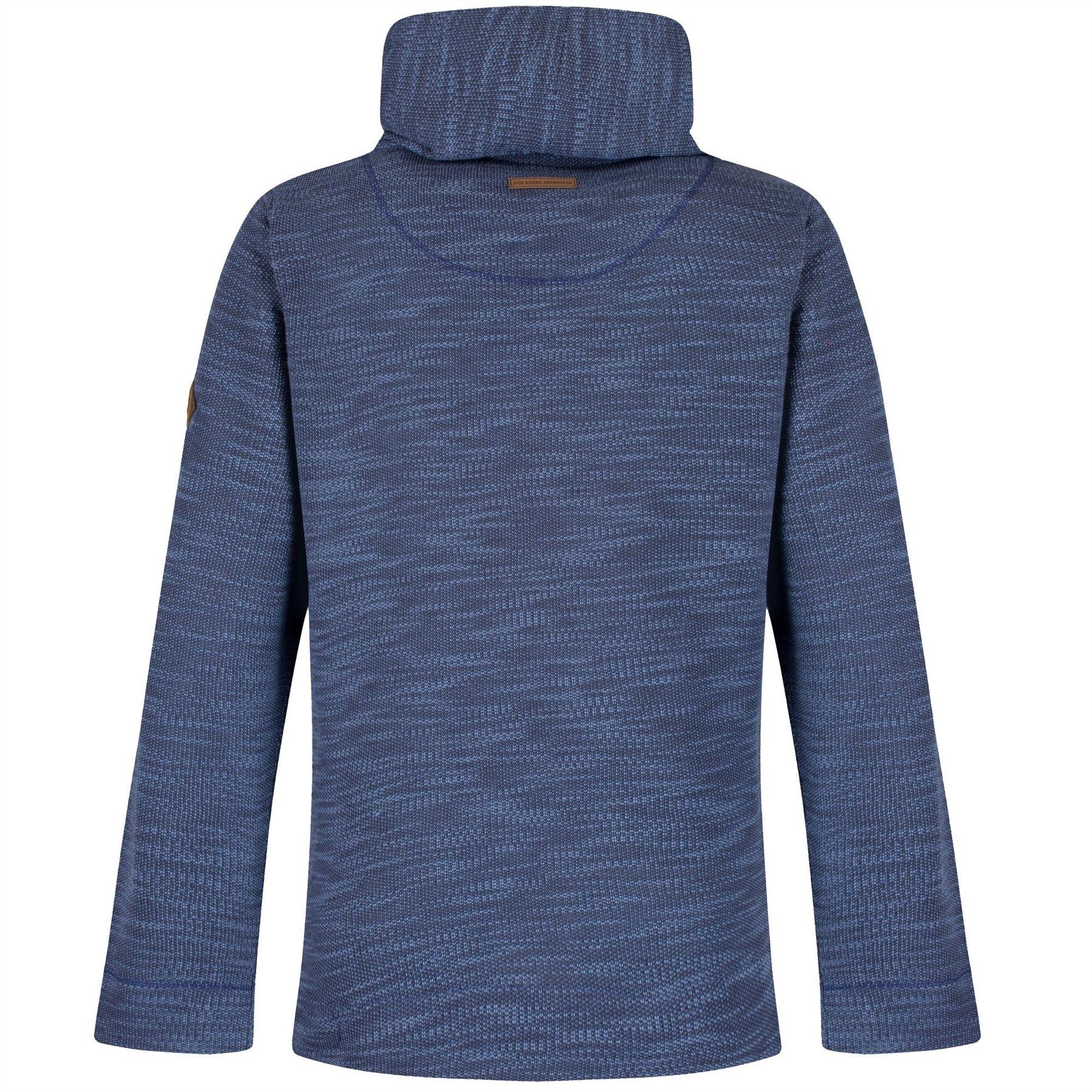 Regatta-Ceanna-Cowl-Neck-Soft-Fleece-Pull-Over-Jumper-Sweater-Top-RWA276 thumbnail 7