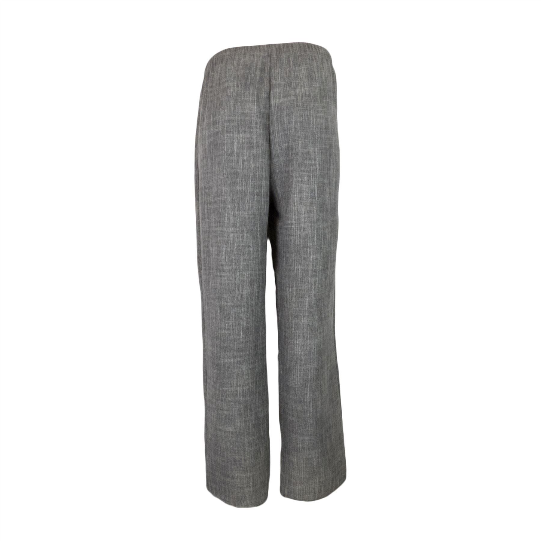 Saloos-Linen-Look-Trouser-Casual-or-Eveningwear-Elasticated-Waist thumbnail 13